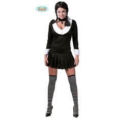 Dámský kostým halloween školačka Zombie