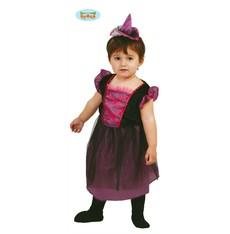 Kostým dětské čarodějnice