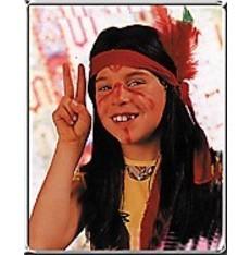 levná dětská paruka indián