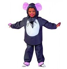 karnevalová maska - dětský kostým myška