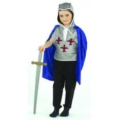 dětský karnevalový kostým mušketýra