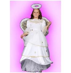 luxusní dětský kostým Anděl