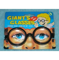 Brýle zvětšující oči