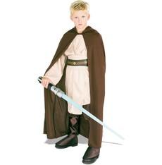 Dětský plášť s kapucí Jedi