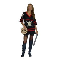 Kostým Miss Voorhees