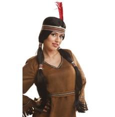 Paruka Indiánka