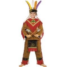 Dětský kostým Indián v divadelní kvalitě
