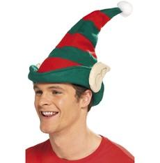 Klobouk Elf s ušima