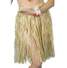 Havajská sukně tráva 56 cm