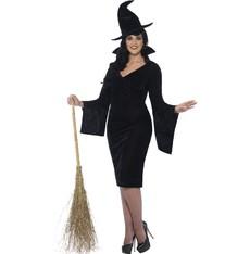 Kostým Čarodějnice pro plnoštíhlé