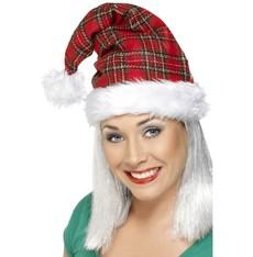 Čepice Santa se vzorem