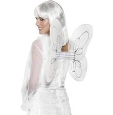 Křídla bílá síťka