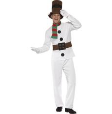 Kostým Sněhulák - vánoční kostým