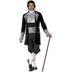 Pánský kostým Barokní vampír