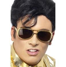 Brýle Elvis zlaté