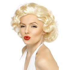 Paruka Blonde Bombshell Merilyn Monroe