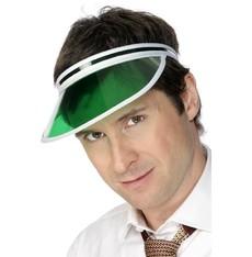 Kšilt Poker zelený