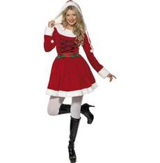Dámský kostým Miss Santa I