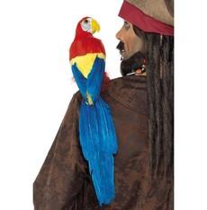Pirátská sada papoušek, elastický držák