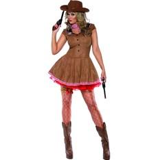 Kostým Sexy kovbojka