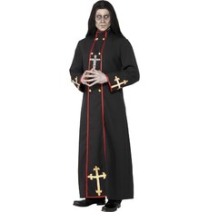 Pánský kostým Smrťák ministr