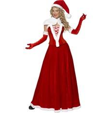 Kostým Miss Santa