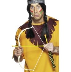 Indiánský luk se 3 šípy