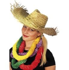 Slamák Plážový- havajský klobouk