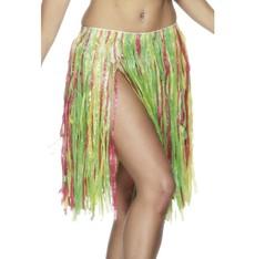 Havajská sukně multi 56 cm