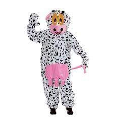 Maskot Kráva