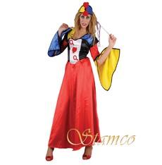 Dámský kostým Královna I