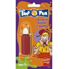 Krev v lahvičce