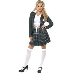 Kostým Neposkvrněná školačka