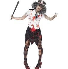 Kostým Zombie policistka