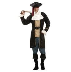 Kostým Pirát deluxe