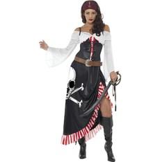 Kostým Smyslná pirátka