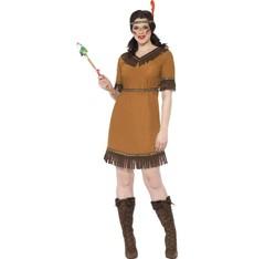Kostým Indiánská dívka