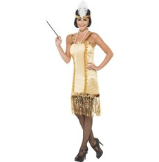 Kostým Charleston flapper