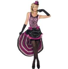 Kostým Burlesque Beauty