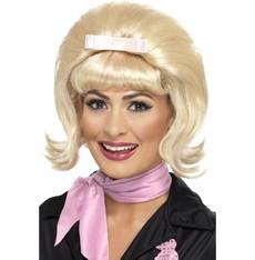 Dámská paruka Flicked Beehive Bob blond