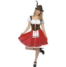 Kostým Bavorské děvče