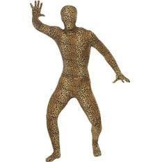 Celotělový overal Leopard pro dospělé