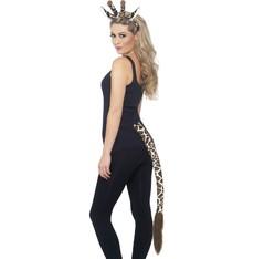 Čelenka s ocasem Žirafa