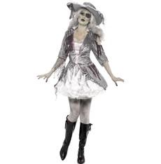 Kostým Duch pirátského zlatíčka