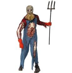 Kostým Zombie na Halloween -  venkovan