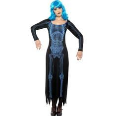 Kostým dámský na Halloween - Rentgen
