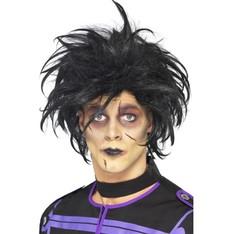 Paruka Psycho na Halloween