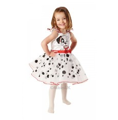 Dětský kostým 101 Dalmatínů balerína