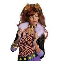 Dětská paruka Clawdeen Wolf Monster High
