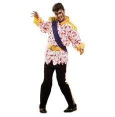 Halloween kostým Zombie princ